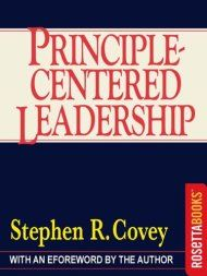Principle-Centered Leadership by Stephen R. Covey ebook deal