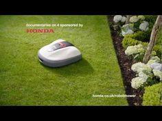 Honda Curiosity - Miimo lawnmower