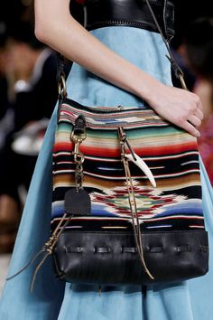 200e77a0453a Ralph Lauren spring 2013- DIY bag charms Have one similar but mine is from  the