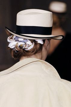 Hermès at Paris Spring 2006