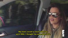 You've told yourself you'll stop swearing when you have kids. | 21 Things Girls Who Love Swearing Just Get, As Told By Khloe Kardashian