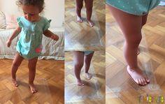 Explorar materiais- uma atividade e tanto para as crianças - gabi andando no contact