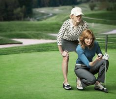 Lizzie Driver golf apparel