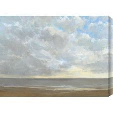 Silver Linings Canvas Print