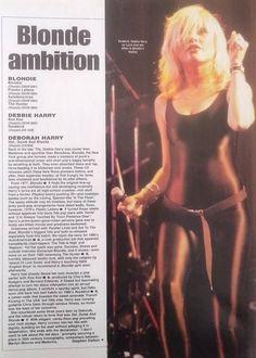 Debbie Harry Bass, Blondie Debbie Harry, Tough As Nails, The Clash, That's Entertainment, The Victim, Classic Rock, New Wave, Musica