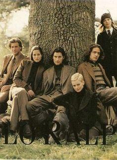 Tweed group ~ Ralph lauren