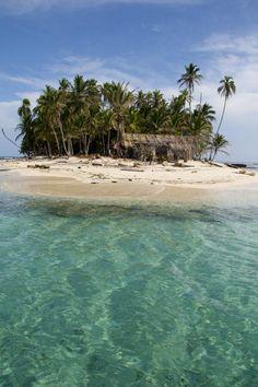 San Blas Island | Panama (by Marc Veraart)