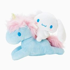 Super cute Cinnamoroll with unicorn -- July 2014 collection!
