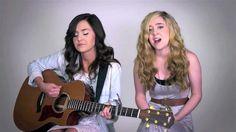 """Maroon 5 """"Payphone"""" by Megan & Liz"""