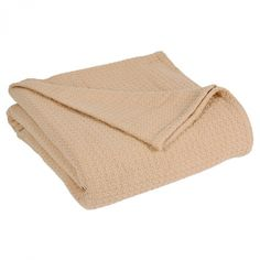 Grand Hotel Cotton Thermal Blanket by Elite