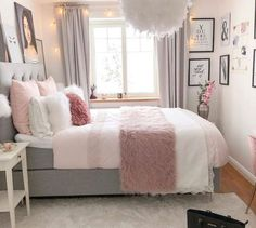 Bohemian Minimalist with Urban Outfiters Bedroom Ideas Bedroom. Bohemian Minimalist with Urban Outfiters Bedroom. Girl Bedroom Designs, Room Ideas Bedroom, Small Room Bedroom, Dream Bedroom, Home Decor Bedroom, Girls Bedroom, Bed Room, Master Bedroom, Diy Bedroom