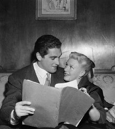 Ginger Rogers and Jacques Bergerac: Married 7 February 1953, Divorced 7 July 1957