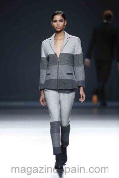 Mercedes Benz Fashion Week Madrid: Etxeberría