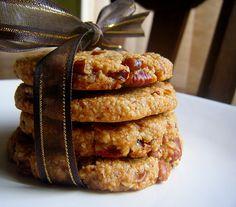 Biscoito de mel e nozes