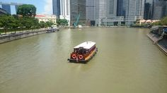 Boat on Spore River