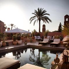 Royal Mansour Marrakech is only a little over 3 hours from London @royalmansour