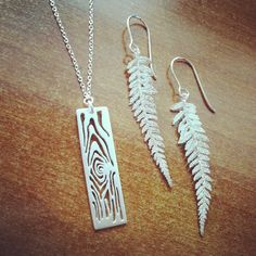 Tashi jewelry, inspired by the natural beauty if the West Coast. Designed in Vancouver, BC. www.somethingsilver.com