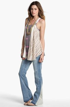 Free People 'Pretty Cool' Vest   Nordstrom