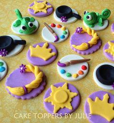 cupcake tangled - Pesquisa Google