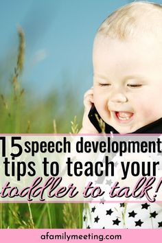 Language development for toddlers starts at home. you can be intentional to teach your toddler to talk by working on language development activities and Toddler Language Development, Baby Development, Development Quotes, 16 Month Old Development, Child Development Activities, Language Activities, Parenting Toddlers, Good Parenting, Foster Parenting