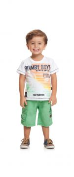 Boys - SPRING/SUMMER COLLECTION 2015 - Quimby Kids - Cristina Fashion Brands