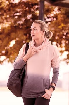 Shopping to studio style.   CALIA by Carrie Underwood