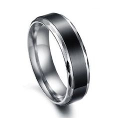 Titanium Stainless Steel Black Vintage Love Couple Wedding Bands Mens Ladies Ring for Engagement, Promise, Eternity (Men's Size 10) - http://www.wonderfulworldofjewelry.com/jewelry/wedding-anniversary/promise-rings/titanium-stainless-steel-black-vintage-love-couple-wedding-bands-mens-ladies-ring-for-engagement-promise-eternity-men39s-size-10-com/ - Your First Choice for Jewelry and Jewellery Accessories