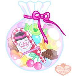Candy Bag by Princess-Peachie.deviantart.com on @DeviantArt