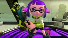 Splatoon 2 Official It's Time to Sling Ink Trailer Paint the town red blue purple yellow ... you get the picture. July 24 2017 at 03:21PM  https://www.youtube.com/user/ScottDogGaming