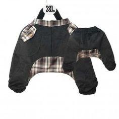 Pantalones de harén para niños - patrón de cuerda/Tartan
