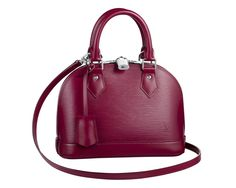 Louis Vuitton Alma BB Epi Leather M40851