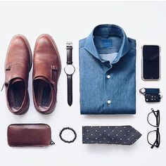 Feeling inspired with this flat lay we found @betterfellow by sophisticatedsir