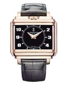 La montre homme New Retro De Grisogono | Vogue
