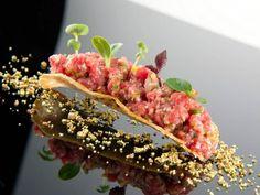 Steak tartar al estilo Zaldiaran . Reserva online en EligeTuPlato.es
