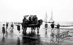 Photo of Skegness, The Beach 1910 from Francis Frith Butlins Holidays, British Holidays, Short Break, Edwardian Era, Seaside, Britain, Catering, Ireland, Beautiful Places