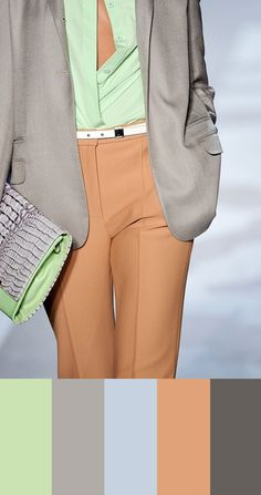 great color pallet for spring, fashion-wise or otherwise
