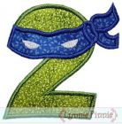 Embroidery Designs - Ninja Numbers Applique Set 0-9 4x4 5x7 6x10 - Welcome to Lynnie Pinnie.com! Instant download and free applique machine embroidery designs in PES, HUS, JEF, DST, EXP, VIP, XXX AND ART formats.