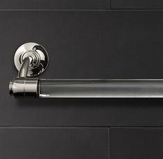 Grafton Towel Bar ~ Kind of pricey for a towel bar