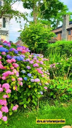 Beautiful Gif, Beautiful Gardens, Beautiful Flowers, House Plants Decor, Plant Decor, Landscape Design, Deck Design, Bali Garden, Rose Garden Design