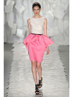 Jason Wu-Fashion Week Spring 2012