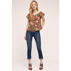 Paige Carter High-Rise Slim Jeans ($229) ❤ liked on Polyvore featuring jeans, tanner, pink jeans, 5 pocket jeans, paige denim skinny jeans, slim leg jeans and high waisted jeans