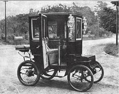 earliest automobiles | Early American Automobiles