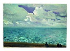 Sorolla el color del mar