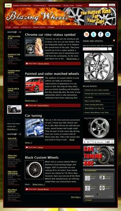 Blazing Wheels unique niche! Website for sale! Comprehensive website design with very elegant and detailed graphics, plenty of content, dozens of pictures, videos reviews, contact/privacy pages, and more! READY TO RUN with ANY affiliate programs such as AdSense, Amazon, ClickBank, Chitika, AdBrite, Kontera, Infolinks... all of them! Built-in and preconfigured auto-updating Amazon Store, start selling without keeping any inventory!