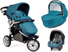 Comprar Peg Perego Gt3 cochecito todoterreno tres piezas Oceano Gt3 Modular - | tienda bebe Peg perego