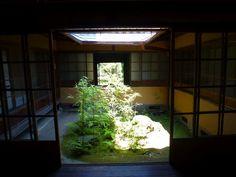 Tsuboniwa of Murin-an in Kyoto | photo by Yuichi Azuma