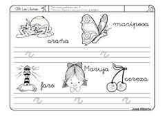 hojas de ejercicios preescolar - Google Search