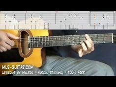 Tears in Heaven - Eric Clapton - Guitar Tab