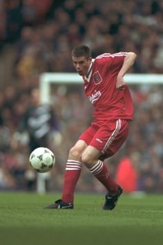 Jamie Carragher in his early career | 1995–1996 FA Youth Cup-winning team