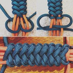 """419 Likes, 5 Comments - SFS (@ce.paracord.by.sfs) on Instagram: """"Official tutorial Victoria Knot #paracord #hobby #edc #style #instagood #instastyle #instalike…"""""""